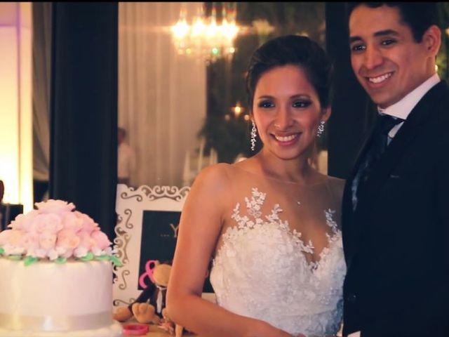 El matrimonio de Coco y Mila