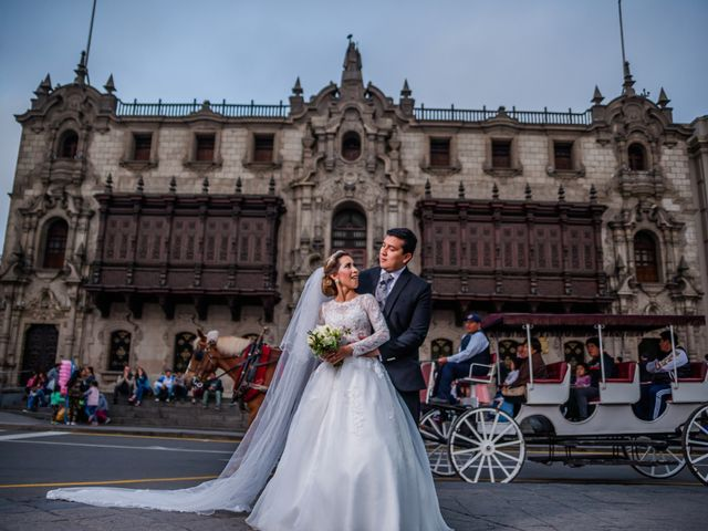 El matrimonio de Janira y Omar