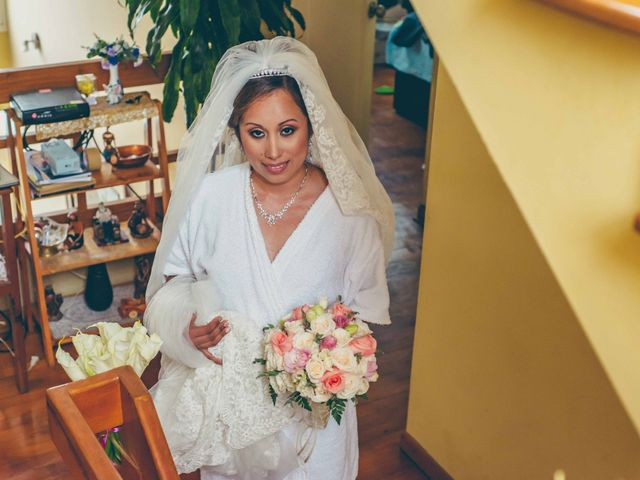El matrimonio de Elton y Fiorella en Trujillo, La Libertad 5