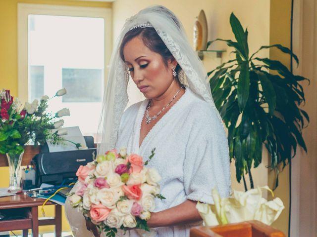 El matrimonio de Elton y Fiorella en Trujillo, La Libertad 6
