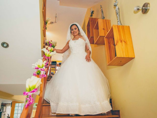 El matrimonio de Elton y Fiorella en Trujillo, La Libertad 29