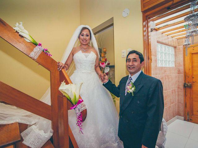 El matrimonio de Elton y Fiorella en Trujillo, La Libertad 30