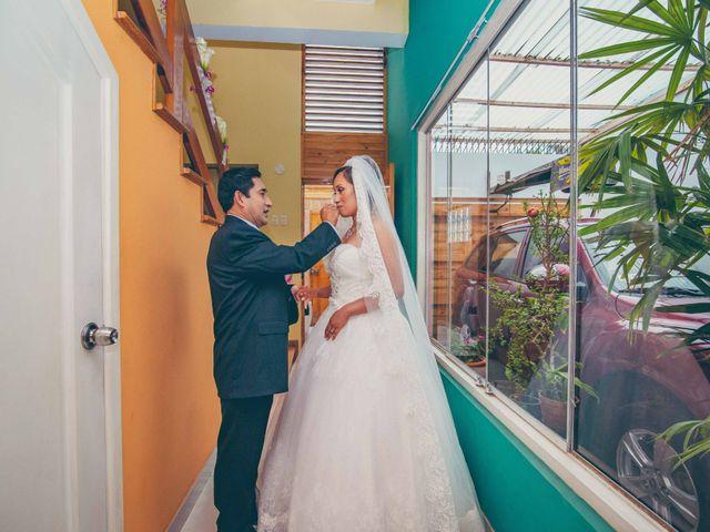 El matrimonio de Elton y Fiorella en Trujillo, La Libertad 32