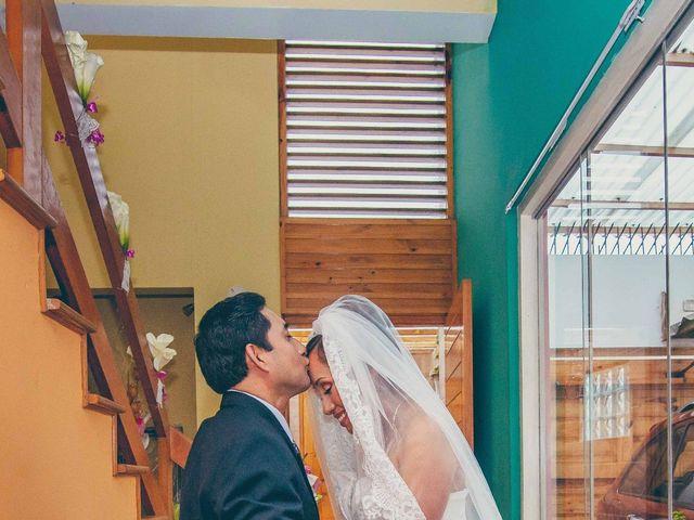 El matrimonio de Elton y Fiorella en Trujillo, La Libertad 33