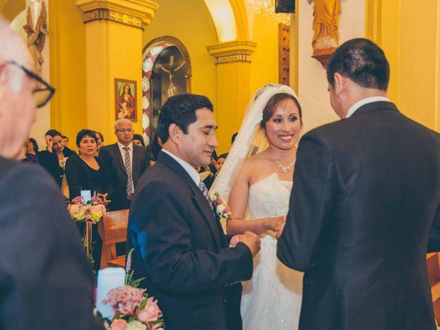 El matrimonio de Elton y Fiorella en Trujillo, La Libertad 54