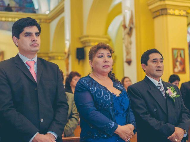El matrimonio de Elton y Fiorella en Trujillo, La Libertad 55