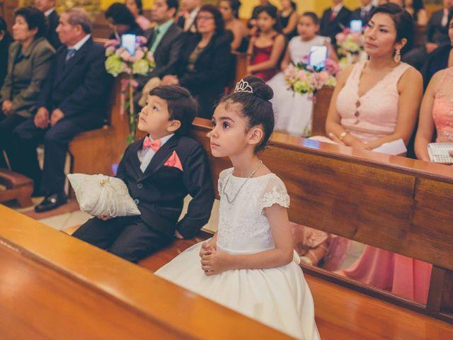 El matrimonio de Elton y Fiorella en Trujillo, La Libertad 56