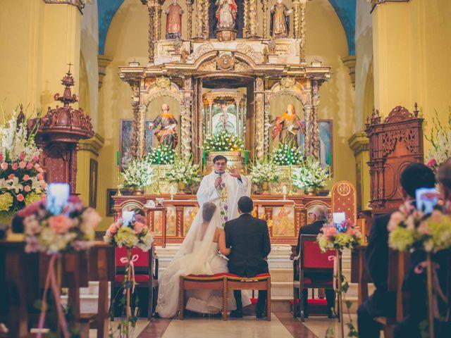 El matrimonio de Elton y Fiorella en Trujillo, La Libertad 58