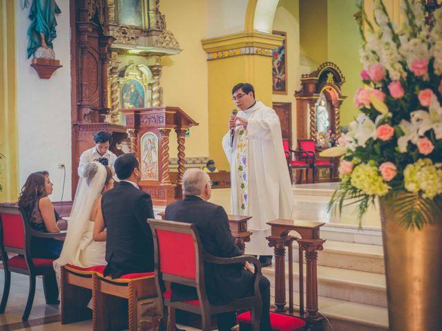 El matrimonio de Elton y Fiorella en Trujillo, La Libertad 60
