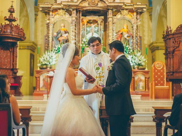 El matrimonio de Elton y Fiorella en Trujillo, La Libertad 63