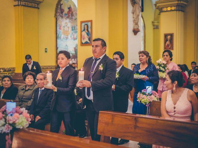 El matrimonio de Elton y Fiorella en Trujillo, La Libertad 65