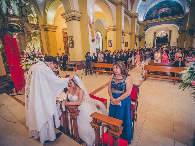El matrimonio de Elton y Fiorella en Trujillo, La Libertad 70