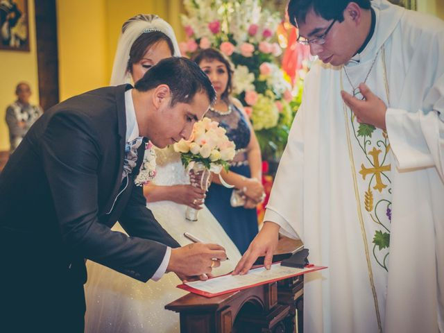 El matrimonio de Elton y Fiorella en Trujillo, La Libertad 75