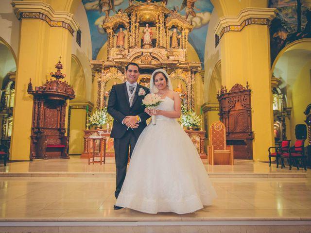 El matrimonio de Elton y Fiorella en Trujillo, La Libertad 77