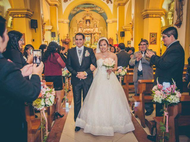 El matrimonio de Elton y Fiorella en Trujillo, La Libertad 80