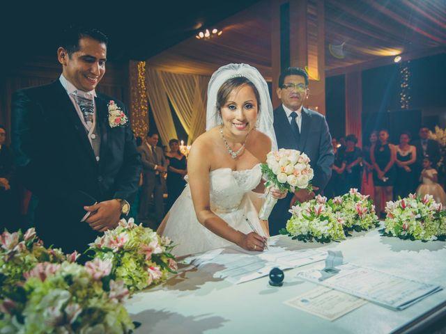 El matrimonio de Elton y Fiorella en Trujillo, La Libertad 94
