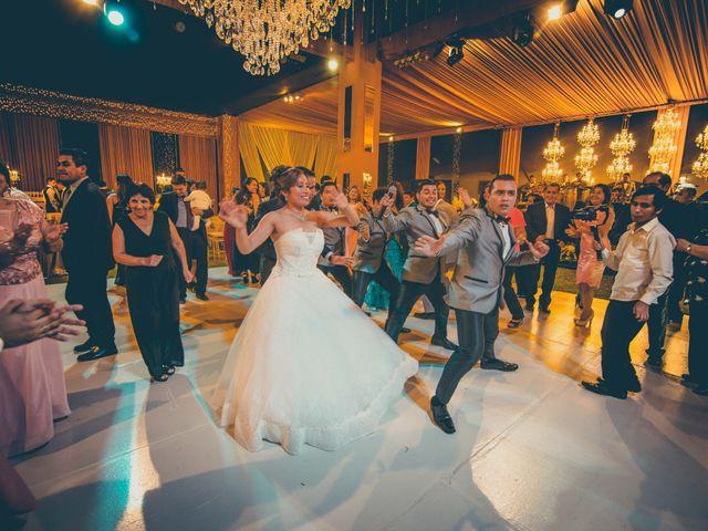 El matrimonio de Elton y Fiorella en Trujillo, La Libertad 118