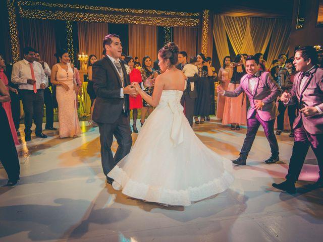 El matrimonio de Elton y Fiorella en Trujillo, La Libertad 119