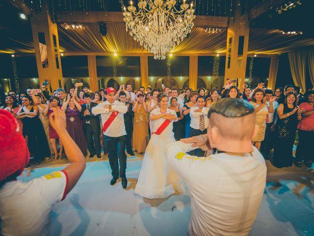 El matrimonio de Elton y Fiorella en Trujillo, La Libertad 130