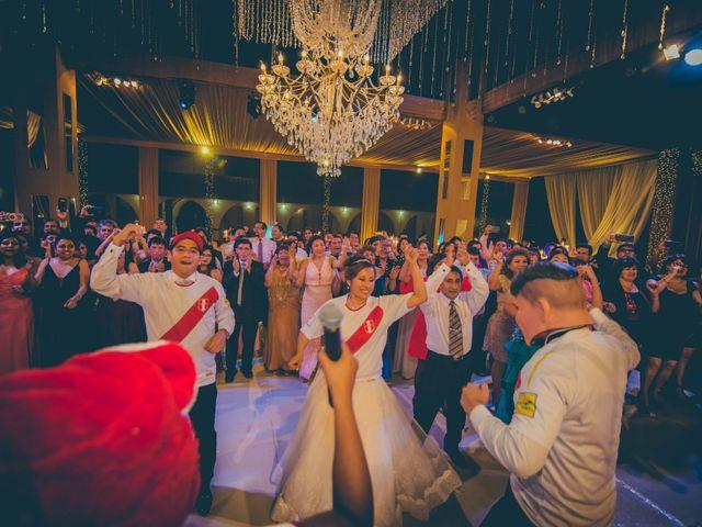 El matrimonio de Elton y Fiorella en Trujillo, La Libertad 131