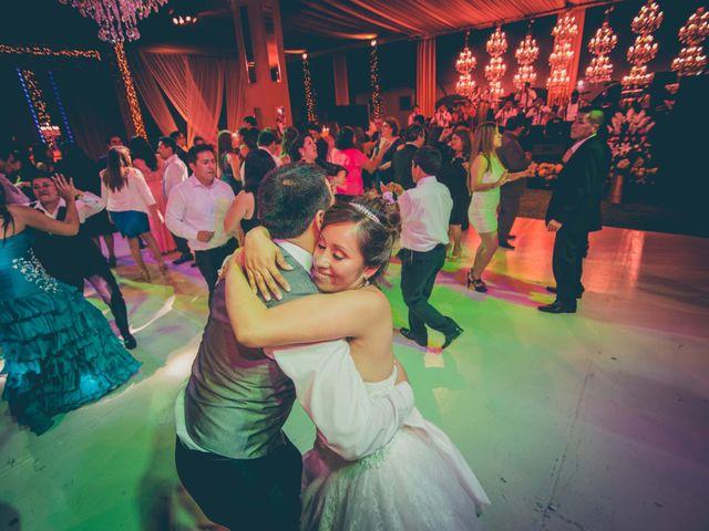El matrimonio de Elton y Fiorella en Trujillo, La Libertad 136