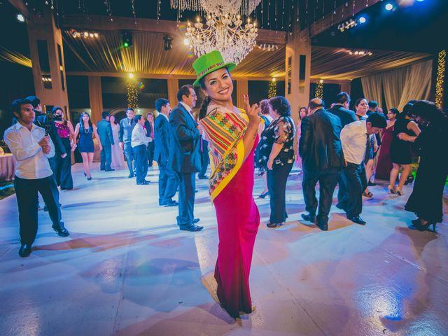 El matrimonio de Elton y Fiorella en Trujillo, La Libertad 137