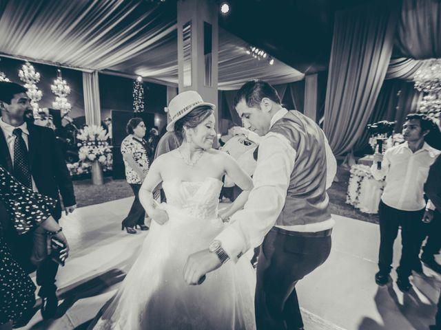 El matrimonio de Elton y Fiorella en Trujillo, La Libertad 139