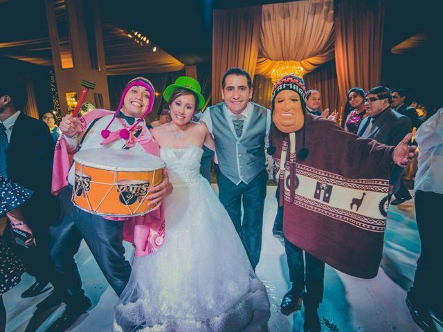 El matrimonio de Elton y Fiorella en Trujillo, La Libertad 140
