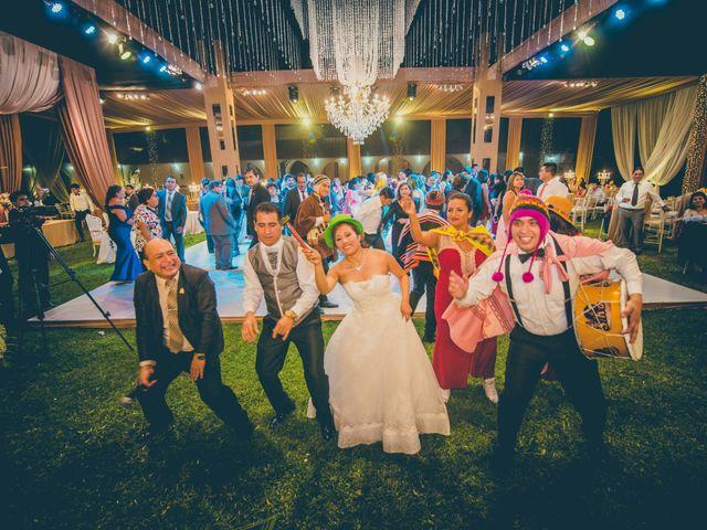 El matrimonio de Elton y Fiorella en Trujillo, La Libertad 141