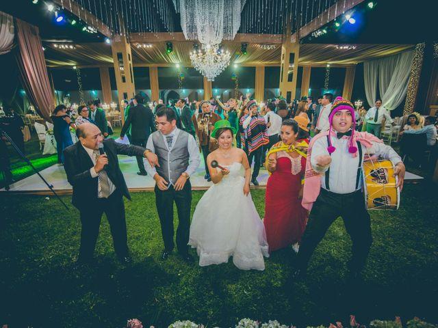 El matrimonio de Elton y Fiorella en Trujillo, La Libertad 142
