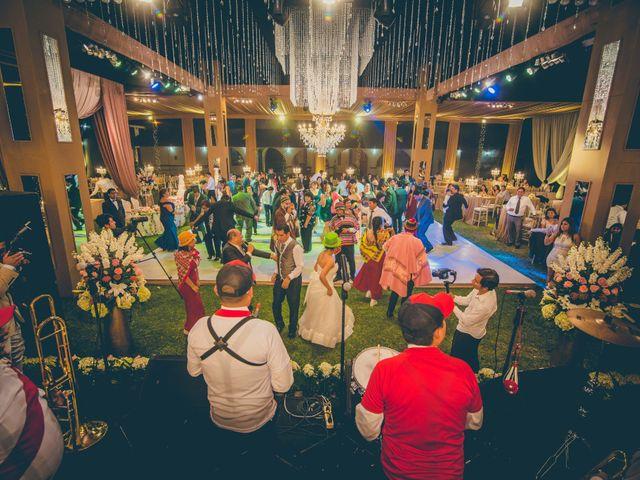 El matrimonio de Elton y Fiorella en Trujillo, La Libertad 143