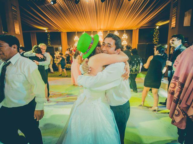 El matrimonio de Elton y Fiorella en Trujillo, La Libertad 147