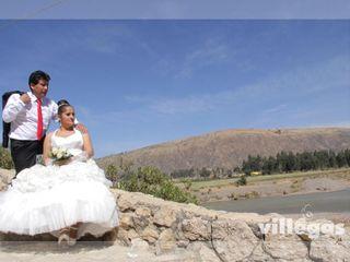 El matrimonio de Yosmell Quispe y Milagritos Jara
