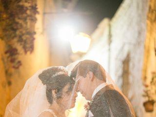El matrimonio de Katy y Diego