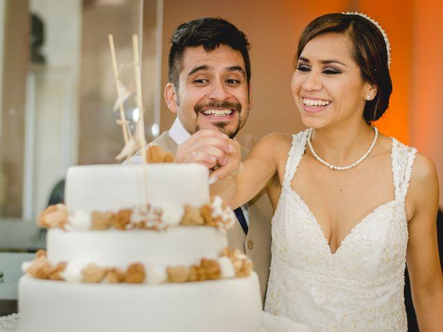 El matrimonio de Janny y Alfredo