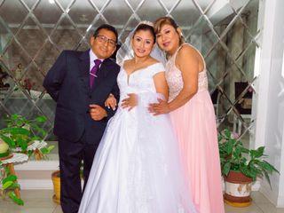 El matrimonio de Joselyn y Daniel 1