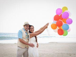 El matrimonio de Pamela y Jose