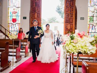 El matrimonio de Fiorella y Renato 3