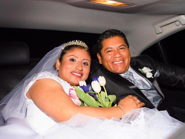 El matrimonio de Joselyn y Daniel