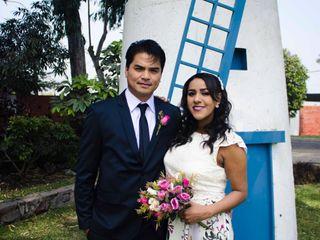 El matrimonio de Lizet y Luis 3