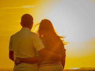 El matrimonio de Eliana y Lorenzo 1