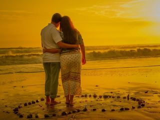 El matrimonio de Eliana y Lorenzo 2
