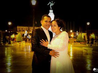 El matrimonio de Eliana y Lorenzo