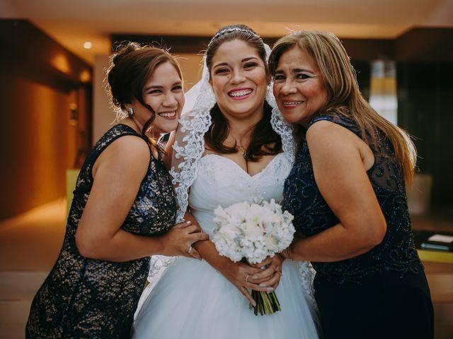 El matrimonio de Eduardo y Fiorella en Santiago de Surco, Lima 18