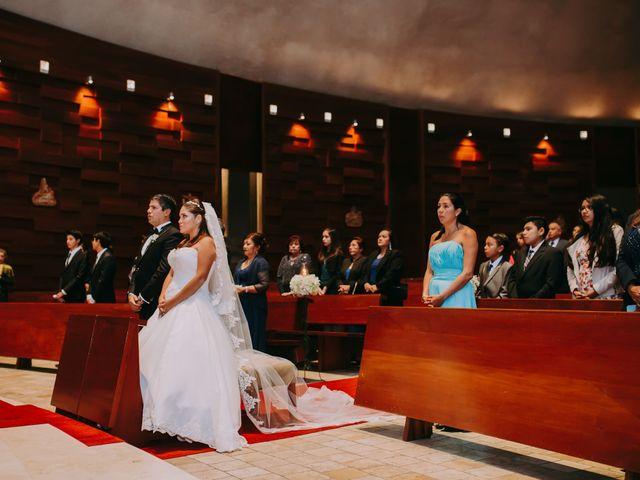 El matrimonio de Eduardo y Fiorella en Santiago de Surco, Lima 40