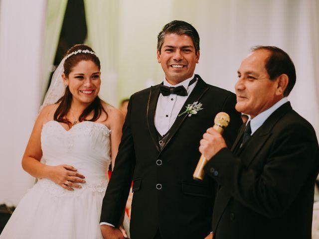 El matrimonio de Eduardo y Fiorella en Santiago de Surco, Lima 67