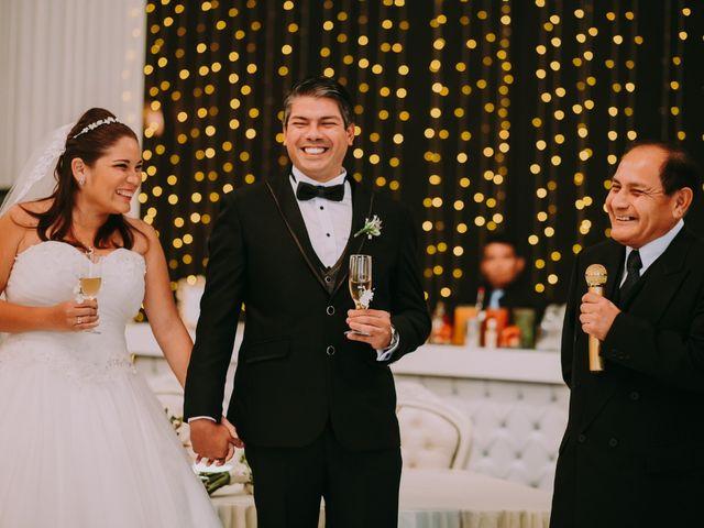 El matrimonio de Eduardo y Fiorella en Santiago de Surco, Lima 68
