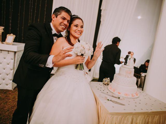 El matrimonio de Eduardo y Fiorella en Santiago de Surco, Lima 72