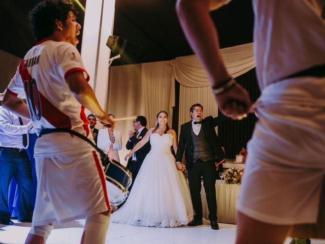 El matrimonio de Eduardo y Fiorella en Santiago de Surco, Lima 83