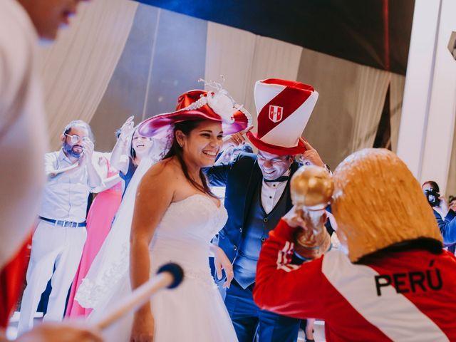 El matrimonio de Eduardo y Fiorella en Santiago de Surco, Lima 85